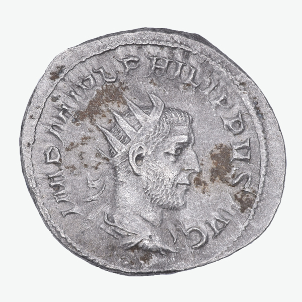 Philip I - Roman Empire Coin - Silver Antoninianus