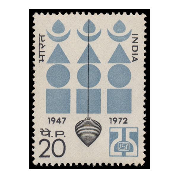 Indian Standards Institution Stamp