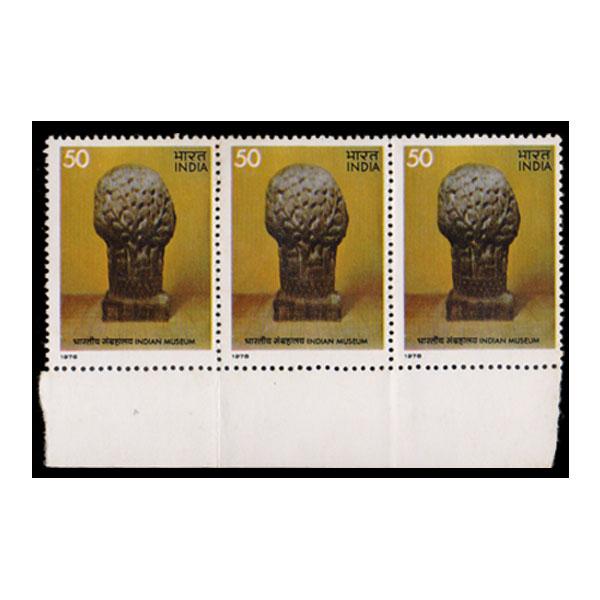 Treasures from Museums of India - Kalpadruma Stamp