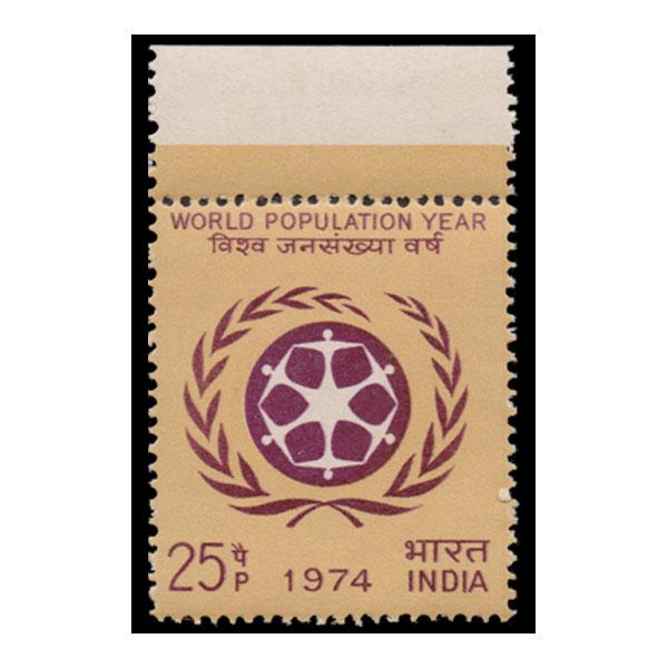 World Population Year Stamp