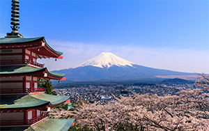 Backpacking Japan