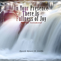 In your presence cd label copy