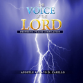 The voice of the lord cd label copy