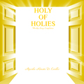 I enter the holy of holies   cd label