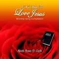 I was made to love jesus   cd cover