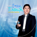 Your grace is enough   cd label copy