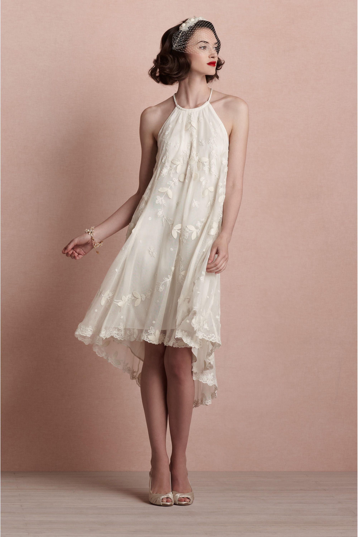 Modern Drape Dress for Weddings