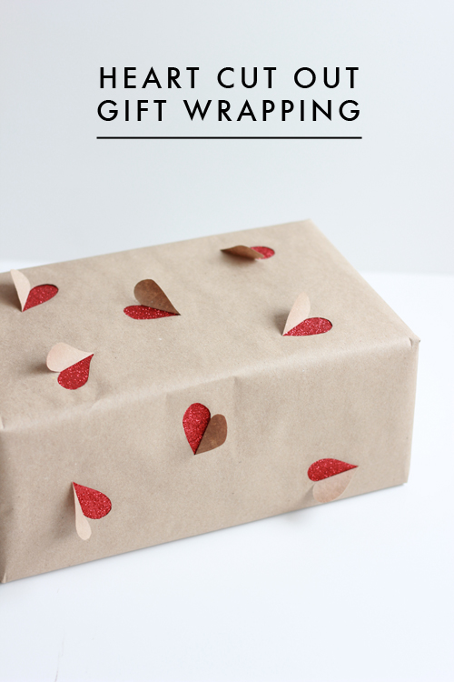 heart cut out gift wrapper miraculove blog