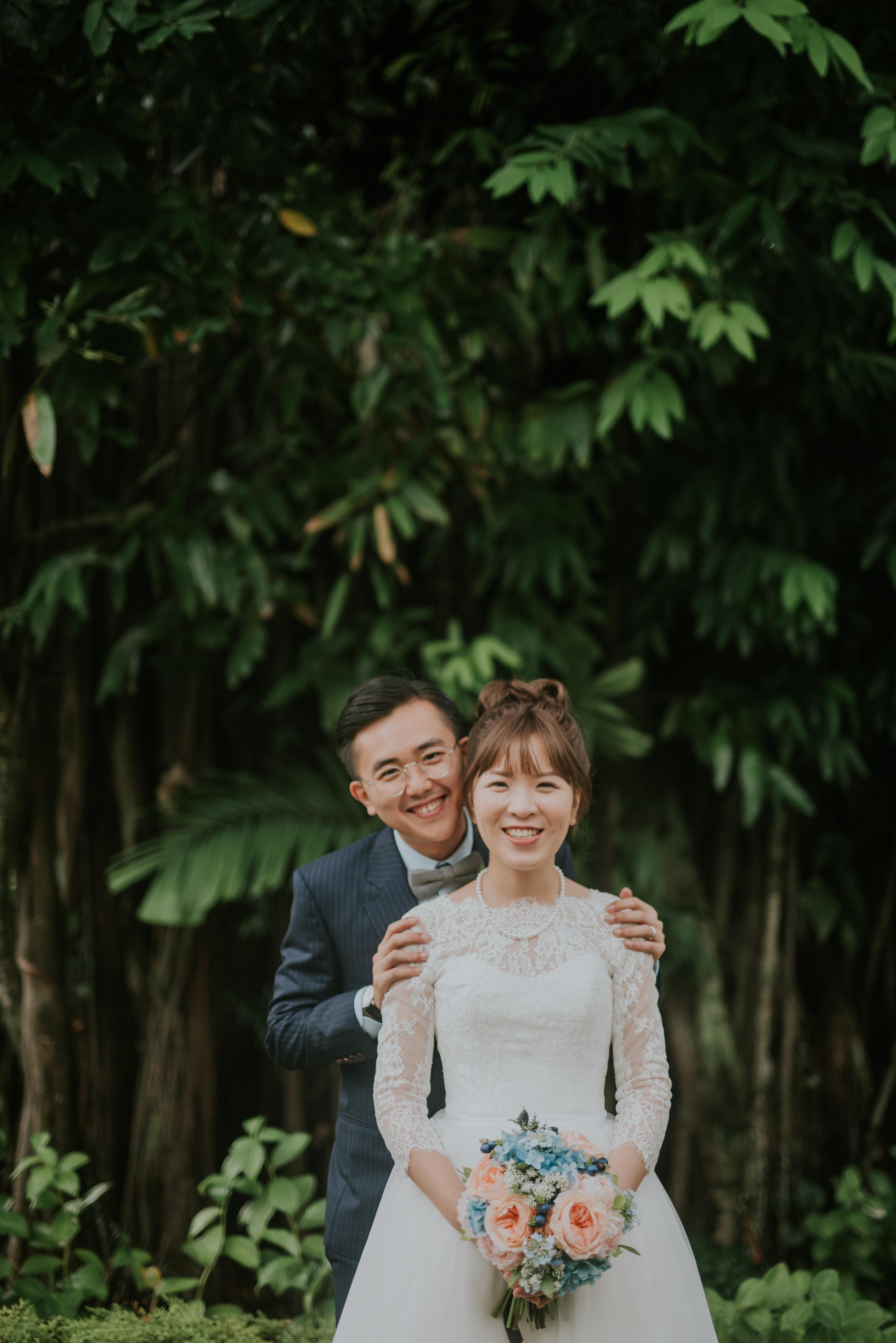 Dylan Heidi Elegant Vintage Wedding Singapore Miraculove