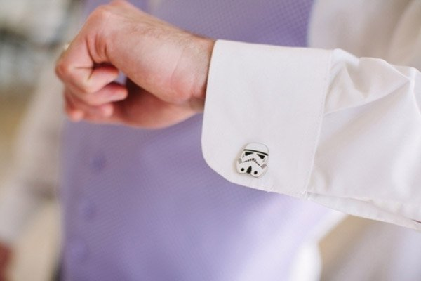 Star Wars Stormtroopers Cufflinks