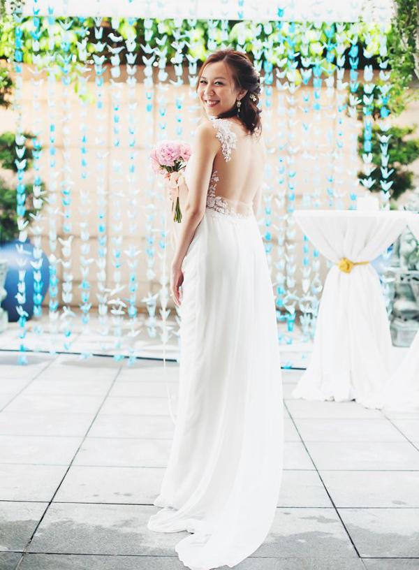 Seamstress Kim Wedding Outfits Singapore