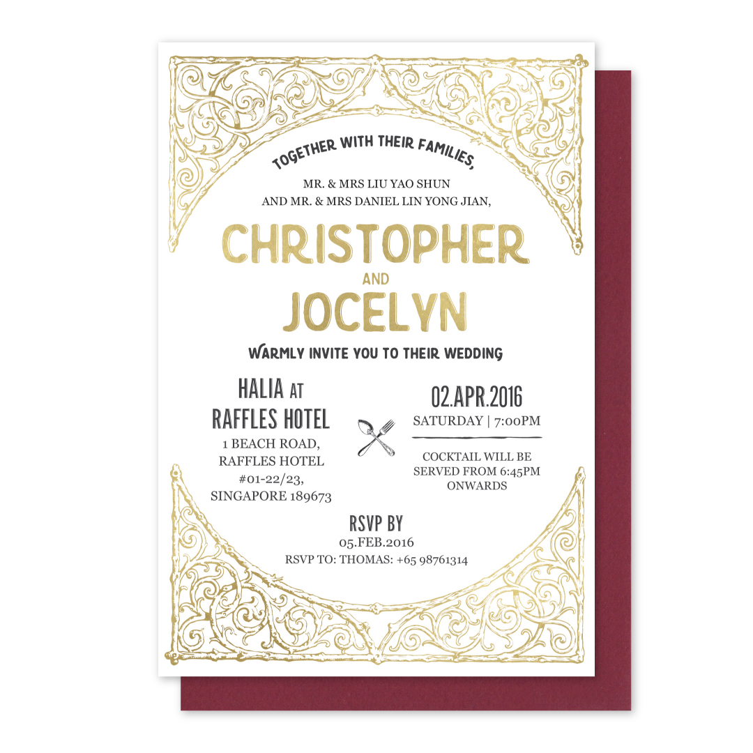 Shop Wedding Cards - Miraculove