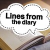 linesfromthediary