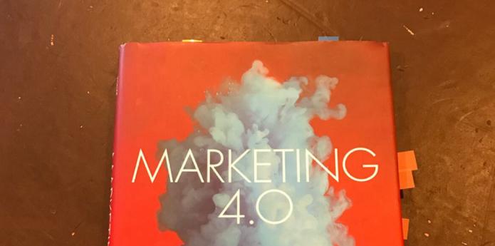 หนังสือ การตลาด 4.0