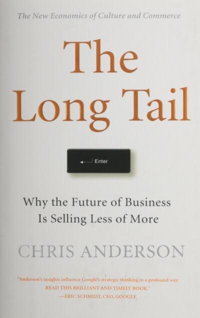 หนังสือ The Long Tail