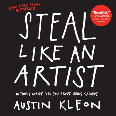 หนังสือ Steal like an artist