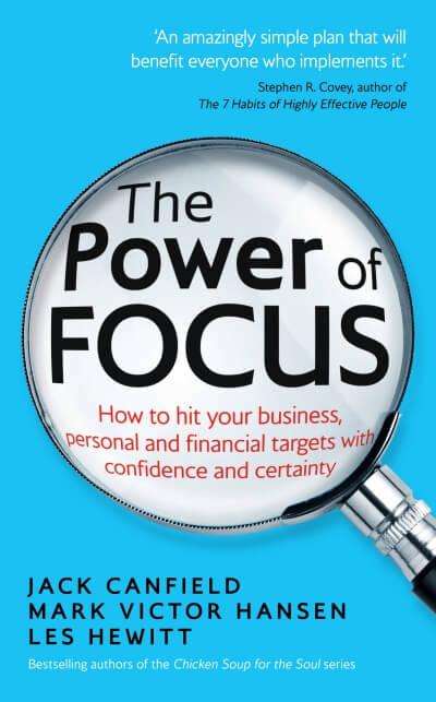 หนังสือ The Power of Focus