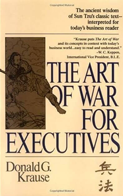 หนังสือ The Art of War for Executives