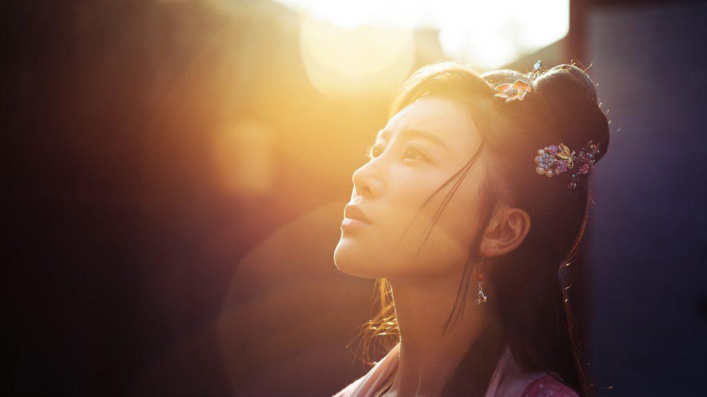 Bí quyết chăm sóc da tự nhiên của các cô gái Trung Hoa