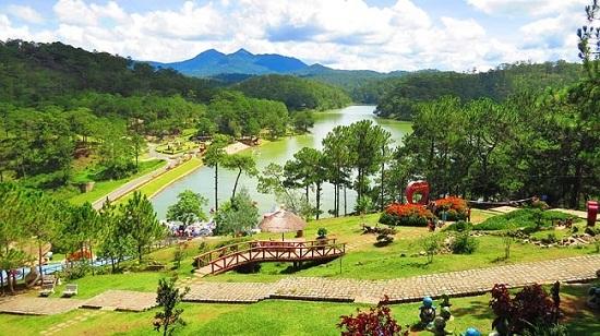 """""""Ngã gục"""" với những thiên đường du lịch cực đẹp gần Sài Gòn"""