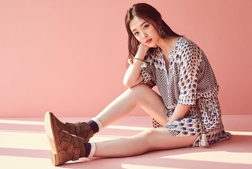 """Sulli: từ công chúa """"bảo bối"""" của K-pop đến cô nàng nổi loạn"""