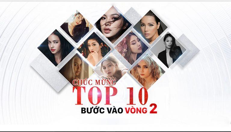 Cuối cùng, top 10 của The Face 2017 đã chính thức lộ diện