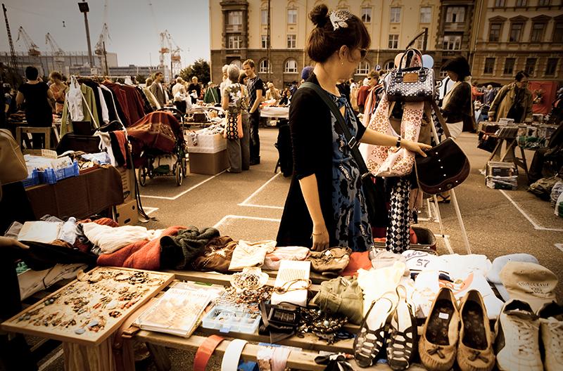 Những hội chợ sale cuối tuần ở Sài Gòn cho tín đồ thời trang