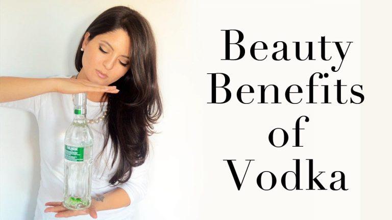 Bất ngờ với công dụng chăm sóc tóc hiệu quả từ rượu Vodka