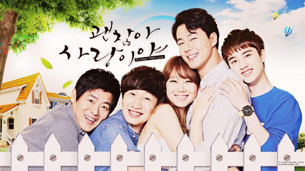 1001 căn bệnh lạ xuất hiện trong phim Hàn