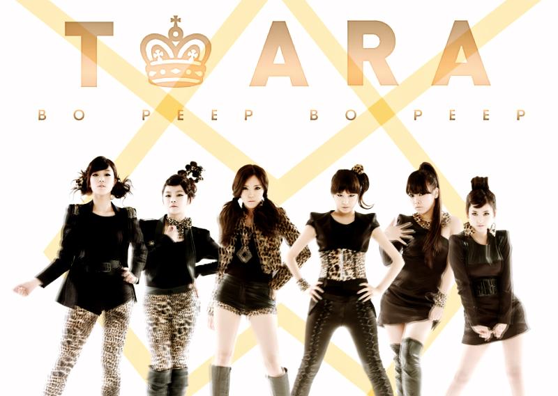 Nhìn lại các bài hát đình đám đã làm nên tên tuổi T-ara