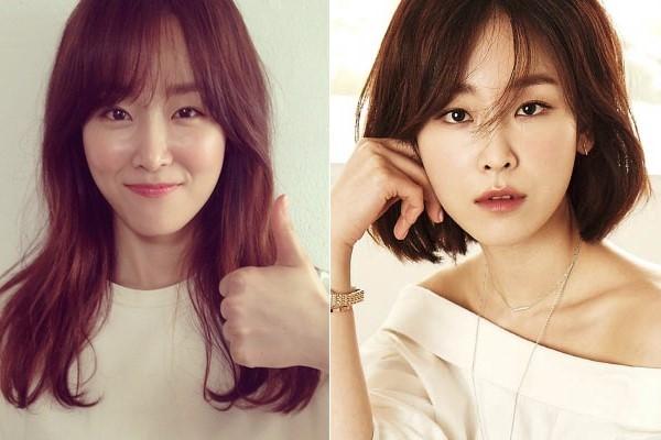 """Những mái tóc ngắn đẹp """"hút hồn"""" của mỹ nhân Hàn"""