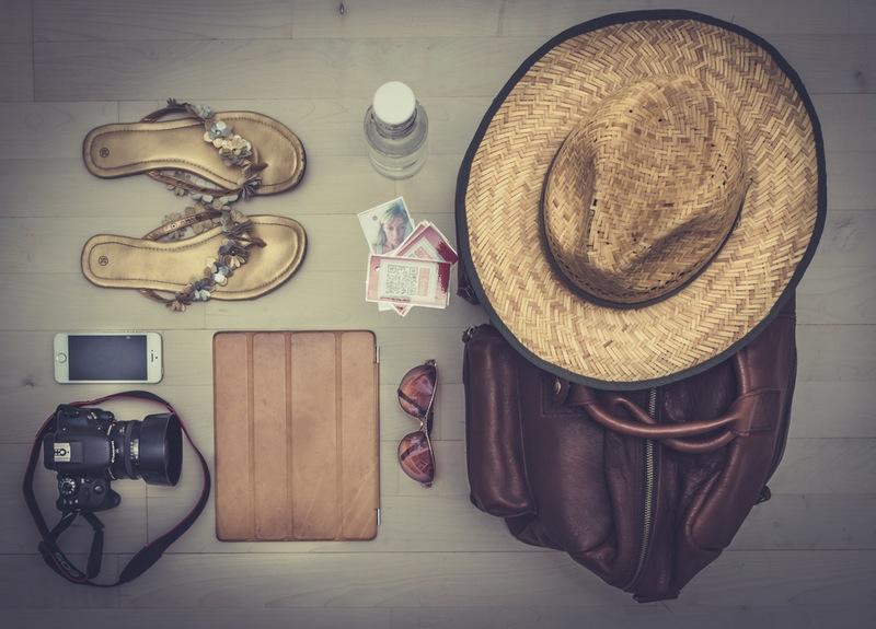 Đi du lịch xa, không thể quên những món đồ này (Phần 1)