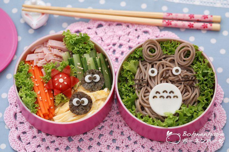 Cơm hộp Bento – cực ngon khi nếm, cực mê khi nhìn