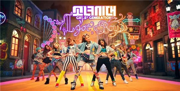 Điểm danh 10 MV Kpop thu hút nhiều lượt yêu thích trên Youtube