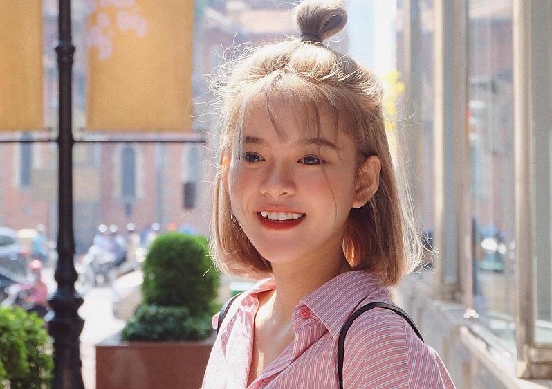 """Hot girl Ngô Thùy Trâm: """"Trâm muốn đóng vai phản diện"""""""