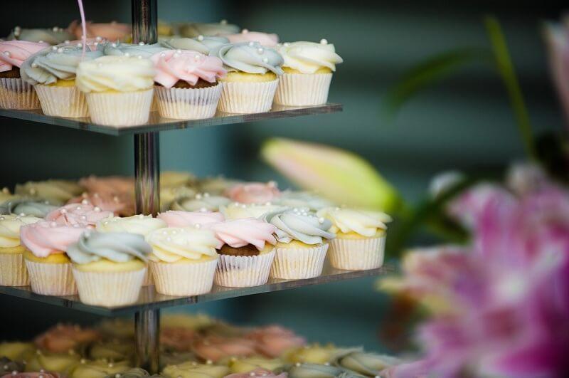 3 tiệm bánh cupcake đốn tim các nàng mê bánh ngọt ở Sài Gòn