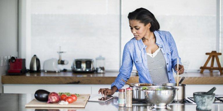 Bí quyết nấu ăn thông minh cho cô nàng độc thân