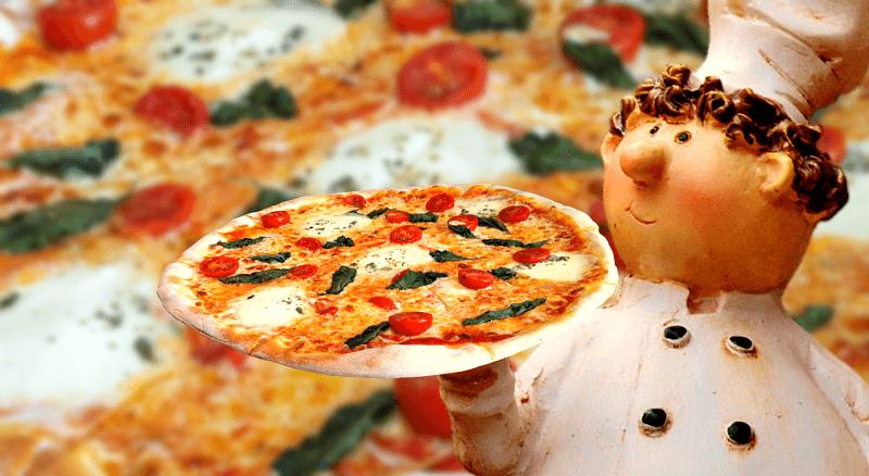 Nhìn cách ăn pizza cũng có thể bật mí đôi điều về bạn