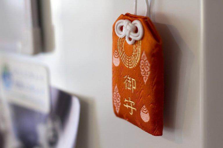 Túi phước Omamori, món quà may mắn đến từ Nhật Bản