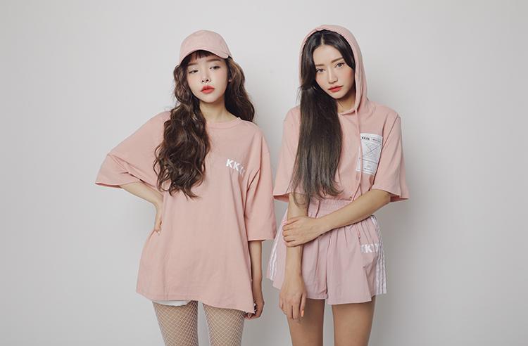 Hè này xu hướng diện trang phục hồng pastel lại đổ bộ