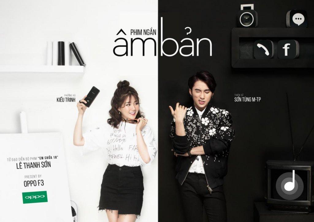 Sơn Tùng M-TP xác nhận đóng phim mới, kết đôi cùng hot girl