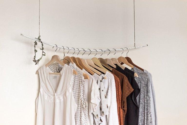 """Capsule Wardrobe: tủ quần áo cho cô gái """"chẳng có gì để mặc"""""""