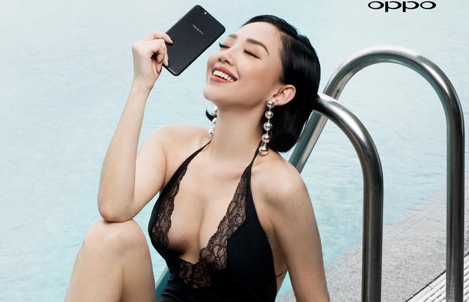 """""""Bắt sóng"""" những bộ bikini xu hướng sao Việt diện gần đây"""