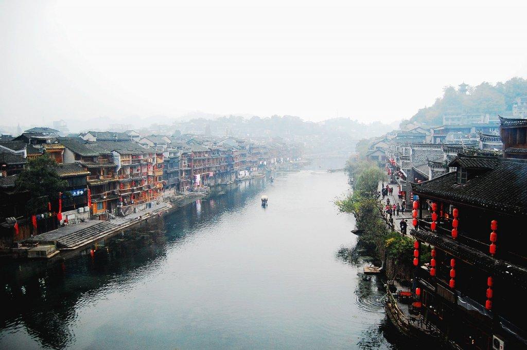 Phượng Hoàng Cổ Trấn – thiên đường du lịch Trung Quốc