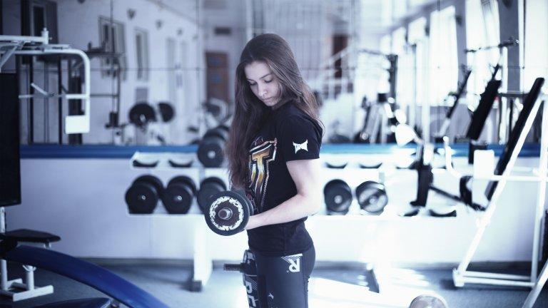 Giải tỏa những nỗi lo sợ của con gái khi đi tập gym