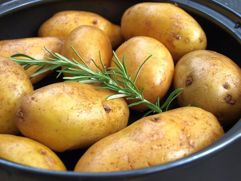 Giảm cân cấp tốc siêu hiệu quả với khoai tây trong 3 ngày