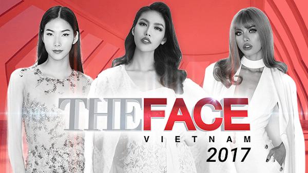 """The Face 2017: chết cười với tài """"bắn ca dao"""" của Hoàng Thuỳ"""