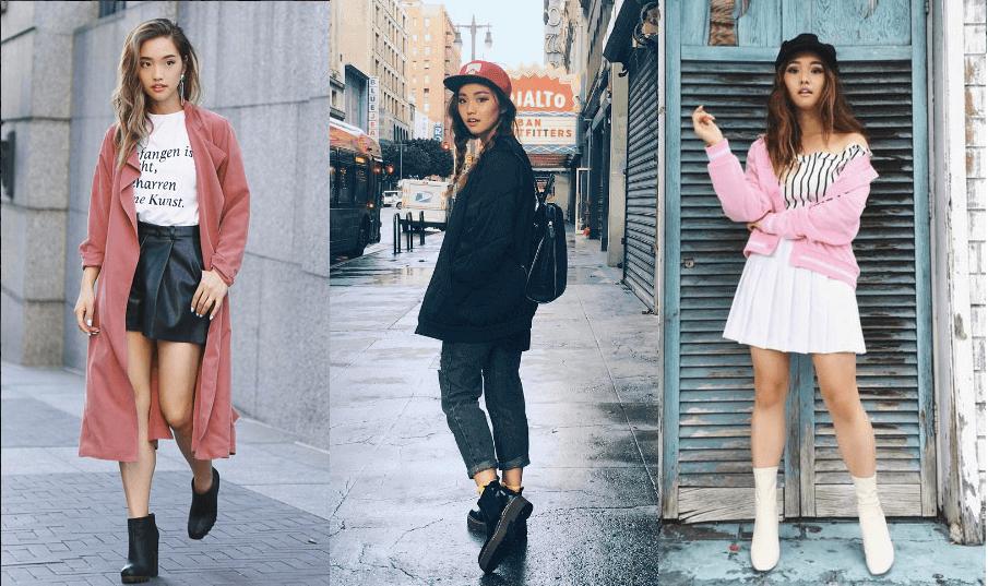 Biến hóa phong cách thời trang với Beauty Blogger Jenn Im