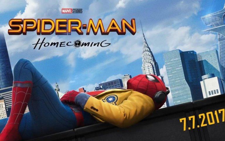 Spider-man Homecoming: phim chiếu rạp đáng xem mùa hè này
