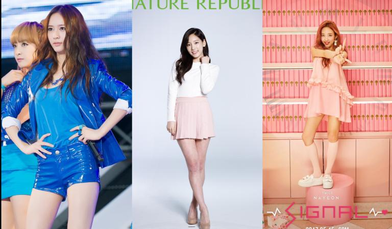 """9 cô gái được coi là """"hoàn hảo về mọi mặt"""" của làng nhạc Hàn"""